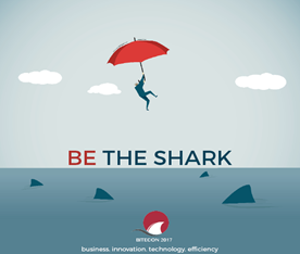 be the shark