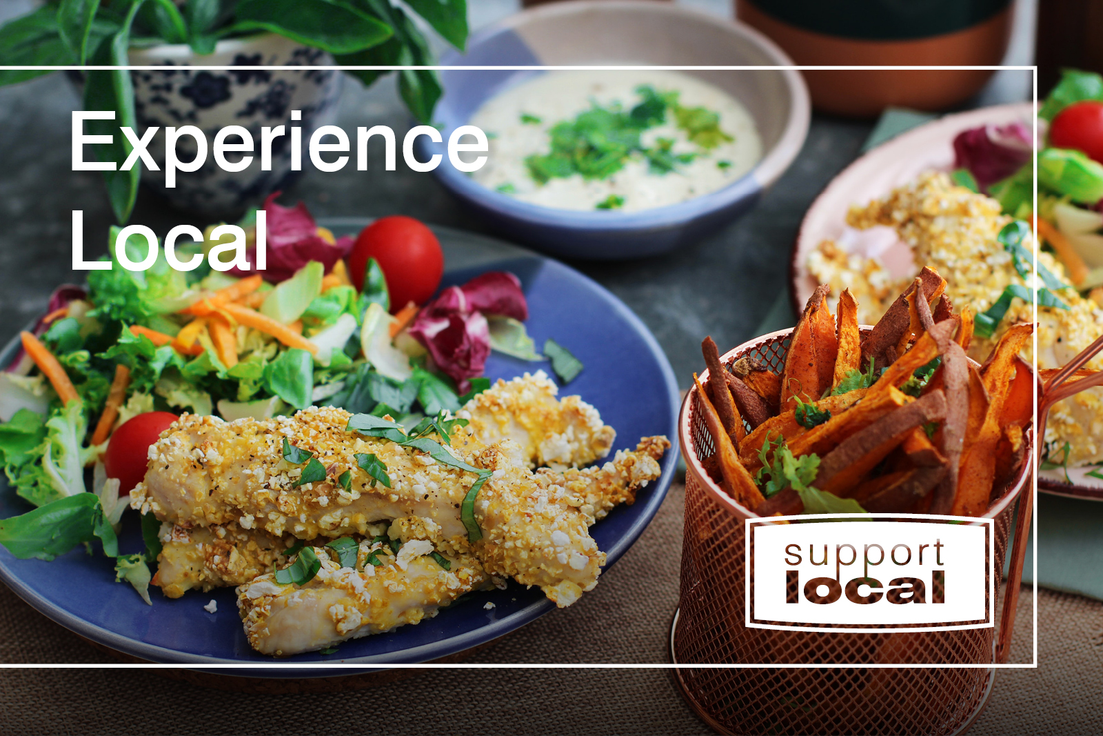 Experience Local - Gluten Free options